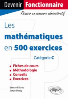 Les mathématiques en 500 exercices