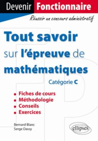 Tout savoir sur l'épreuve de mathématiques