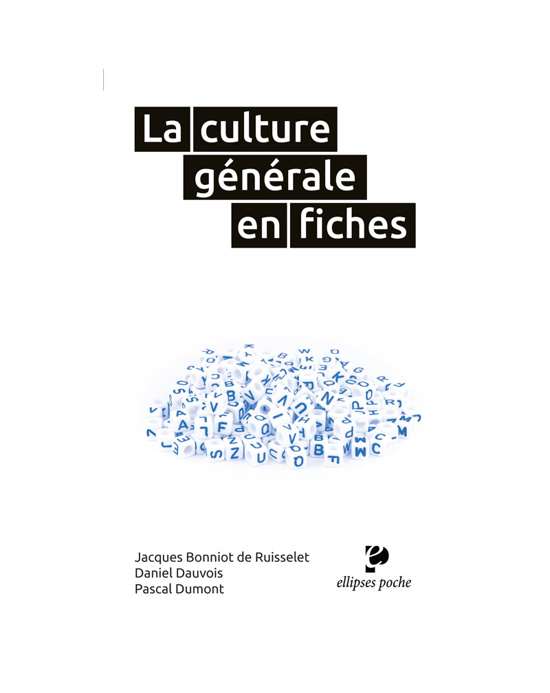 La culture générale en fiches