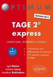 Tage 2 express - 2e edition