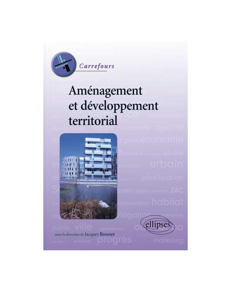 Aménagement et développement territorial en France