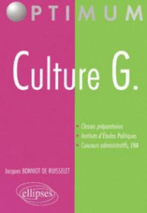 Culture G.