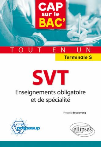 Sciences de la Vie et de la Terre (SVT) - Enseignements obligatoire et de spécialité - Terminale S