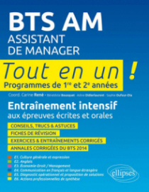 BTS AM (Assistant de Manager) - Tout en 1