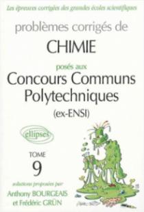 Chimie Concours communs polytechniques (CCP) 2002-2003 - Tome 9