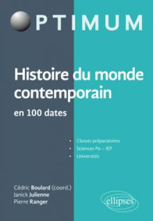 Histoire du monde contemporain en 100 dates