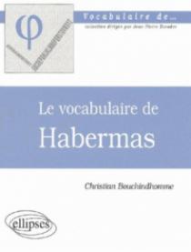 vocabulaire de Habermas (Le)
