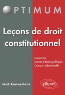 Leçon de droit constitutionnel