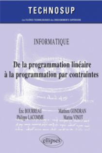 Informatique - De la programmation linéaire à la programmation par contraintes - Niveau C