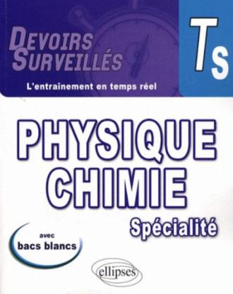 Physique-Chimie Spécialité - Terminale S