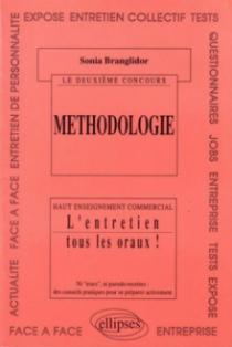 deuxième concours (Le) - Méthodologie