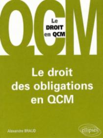 Le droit des obligations en QCM
