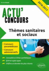 Thèmes sanitaires et sociaux 2016