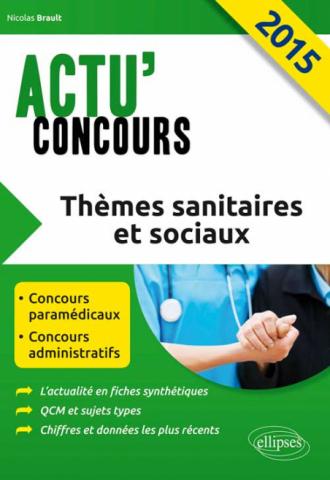 Thèmes sanitaires et sociaux 2015
