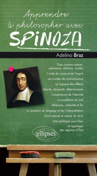 Apprendre à philosopher avec Spinoza