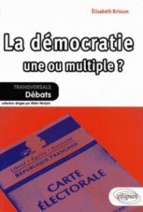 La démocratie : une ou multiple?