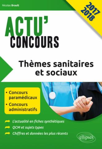 Thèmes sanitaires et sociaux - concours 2017-2018