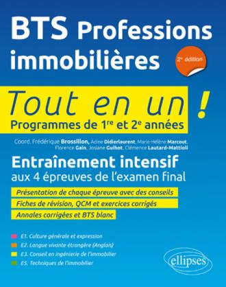 BTS PI (professions immobilières) - 2e édition