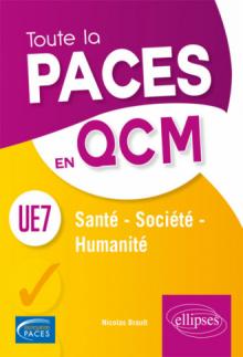 UE7 - Santé - Société - Humanité