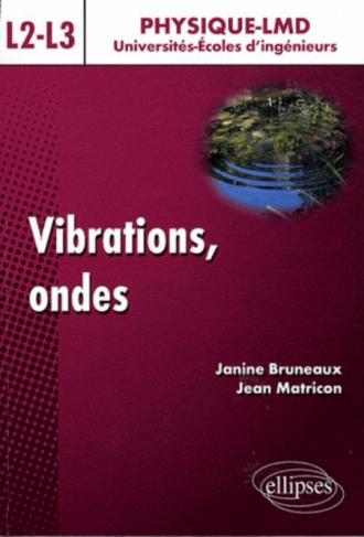 Vibrations et ondes - Niveau L2-L3