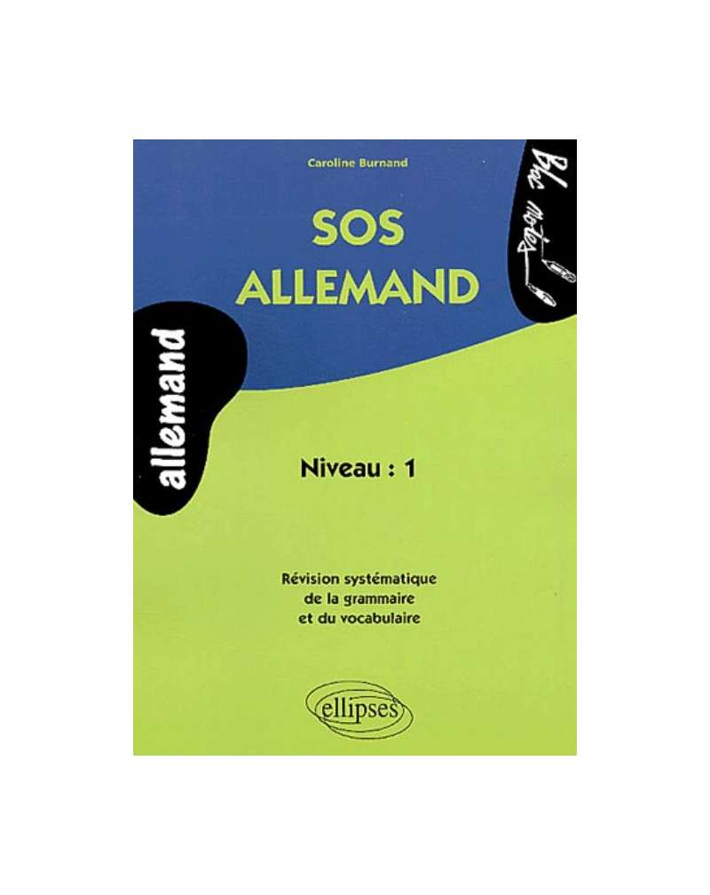 SOS allemand Niveau 1