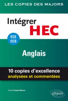 Intégrer HEC – ECE/ECS – Anglais