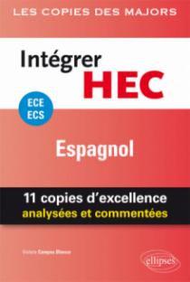 Intégrer HEC – ECE/ECS – Espagnol