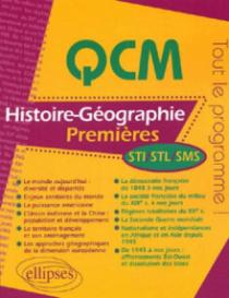 Histoire-Géographie - Premières STI, STL, SMS