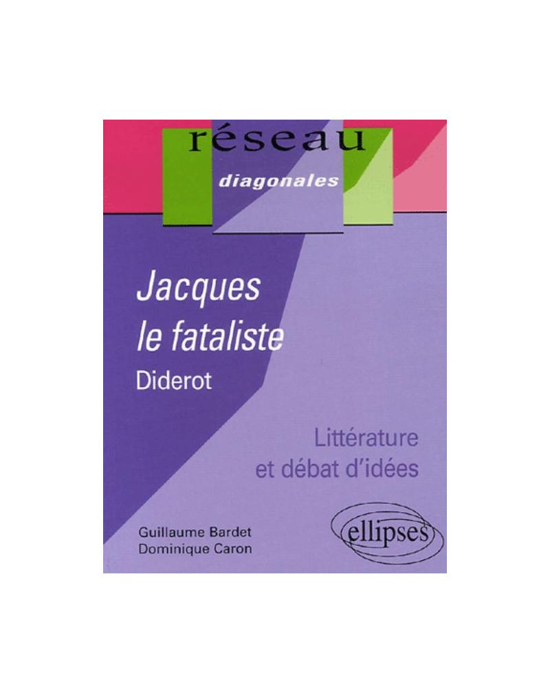 Diderot, Jacques le fataliste