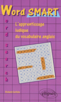WordSMART Word search - Apprentissage ludique du vocabulaire d'anglais