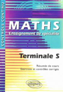 Mathématiques - Terminale S - Enseignement de spécialité