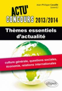 Thèmes essentiels d'actualité - 2013-2014