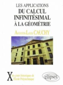 Les applications du calcul infinitésimal à la géométrie (1826)