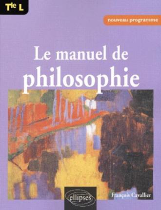 Manuel de philosophie Terminale L