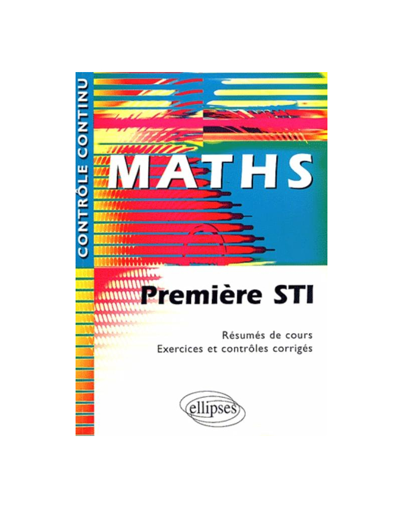 Mathématiques - Première STI