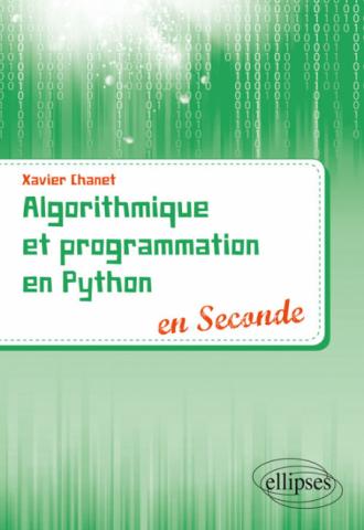 Algorithmique et programmation en Python en Seconde