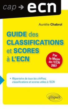 Guide des classifications et scores à l'ECN