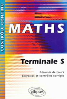 Mathématiques - Enseignement obligatoire - Terminale S