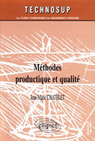 Méthodes - Productique et qualité - Niveau A