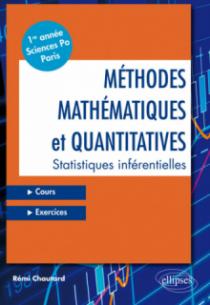 Méthodes mathématiques et quantitatives •Statistiques inférentielles •Cours et exercices •Première année – Sciences Po Paris