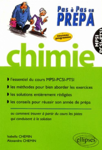 Chimie MPSI-PCSI-PTSI
