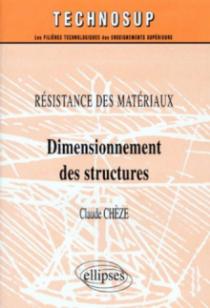 Dimensionnement des structures - Résistance des matériaux - Niveau B
