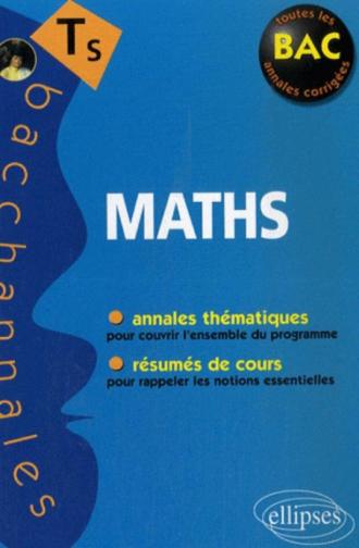 Mathématiques - Terminale S Enseignement obligatoire et de spécialité