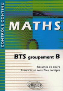 Mathématiques - BTS groupement B
