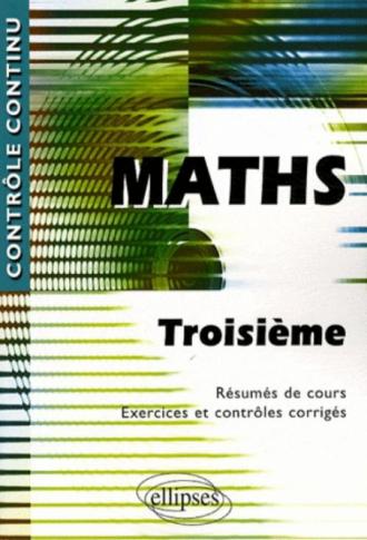 Mathématiques - Troisième