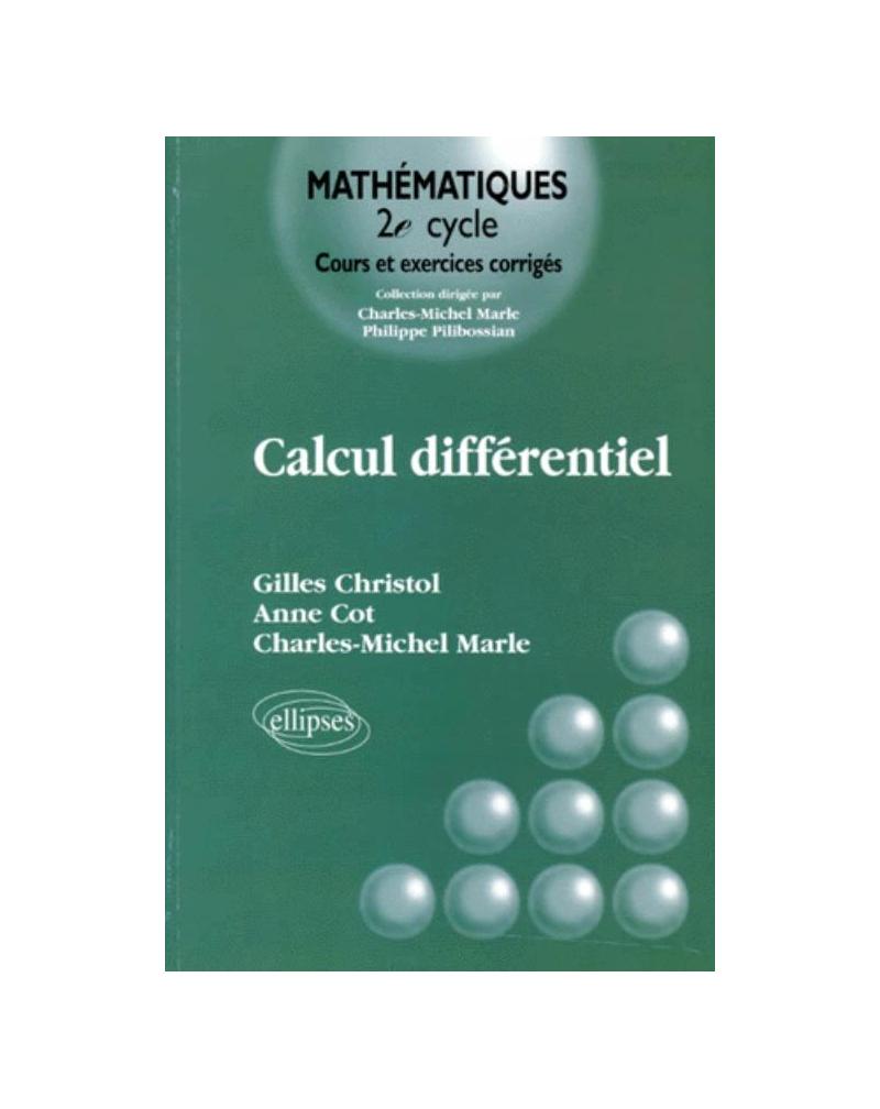 Calcul différentiel - Cours et exercices corrigés