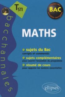 Mathématiques Terminale STI