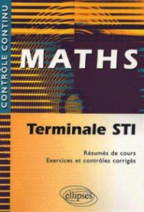 Mathématiques - Terminale STI