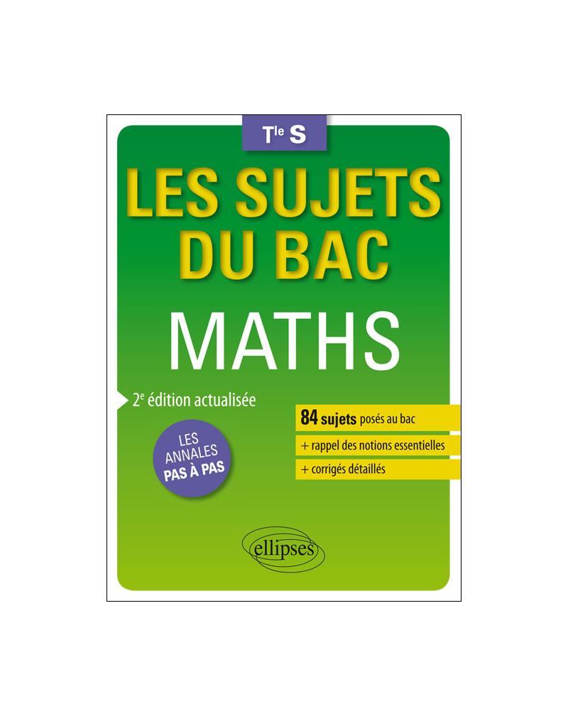 Mathématiques - Terminale S enseignements spécifique et de spécialité - 2e édition actualisée