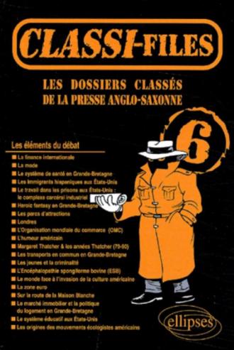 Classi-files 6